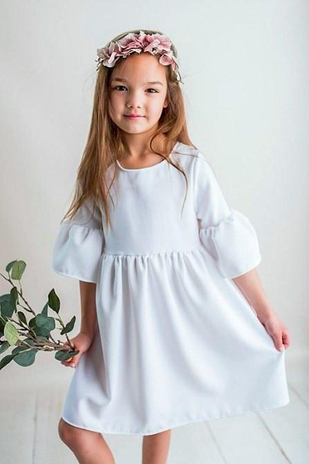 Biel to kolor dla dziewczynek