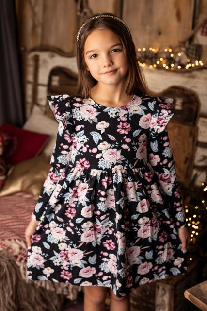 Sukienki dla dzieci na różne okazje